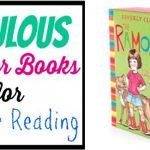 Summer Reading List: Chapter Books