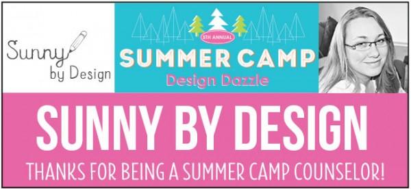 sunny by design camp header