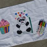 Pillowcase Art Party Activity