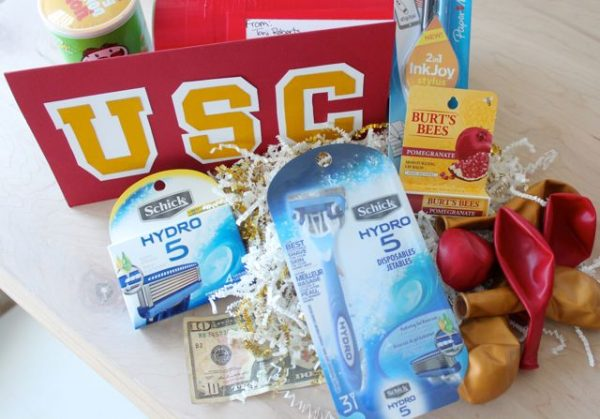Back to School Care Package with Schick Disposable Razors!