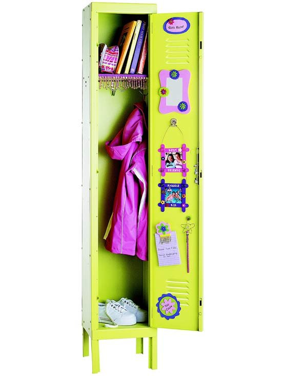 crafty projects for locker decorating - Locker Designs Ideas