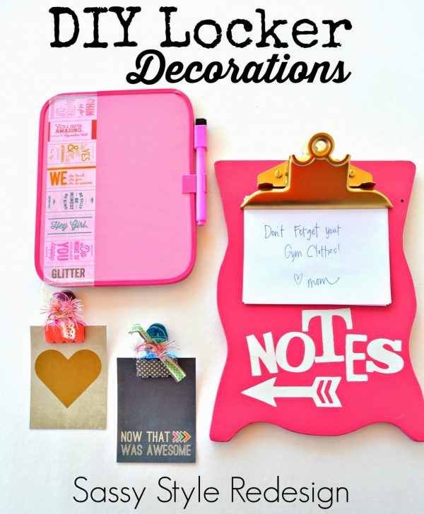 Locker Ideas locker decorating ideas - design dazzle