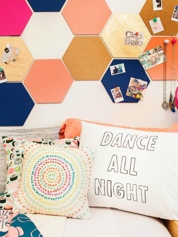 From Corkboards To Add Decor Functionality To Your Dorm Room