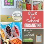 Get organized for a new school year!