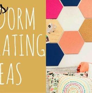 fabulous dorm decorating ideas
