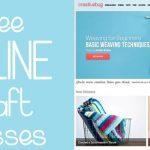Michaels Makers + FREE Creativebug Online Classes