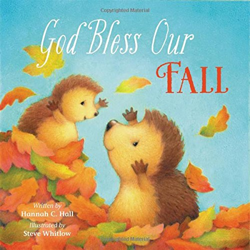 God Bless Our Fall - a book about fall
