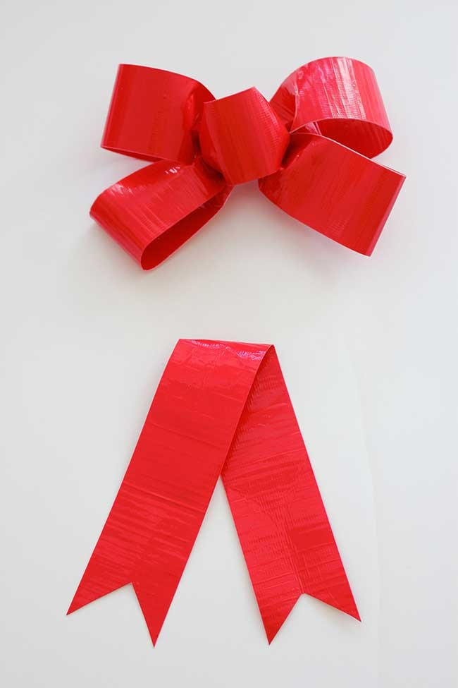Design Dazzle shows you how to make beautiful gift wrap with materials from Home Depot!