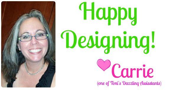 carrie signature