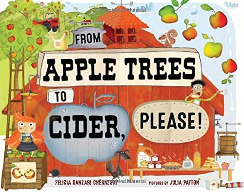 From Apple Trees to Cider Please! -- a book about fall