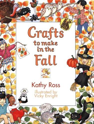 fall crafts book
