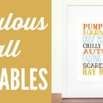 10 of our Favorite Fall Printables