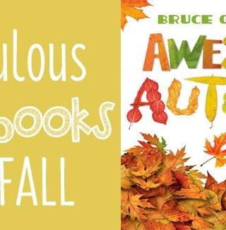 Fabulous kids books for Fall!