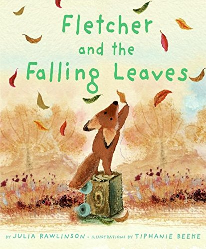 Fletcher and the Falling Leaves - a book about fall