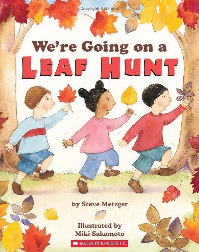 leaf hunt book