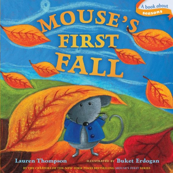 Mouse's First Fall - a book about fall