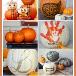 Pumpkin Decorating – No Carving Necessary!