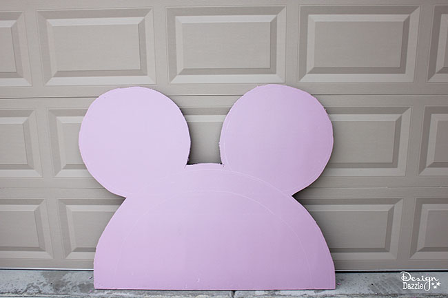 Mickey Mouse Party Backdrop Design Dazzle
