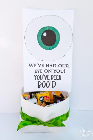 You've Been Boo'd! Ideas + Free Printables