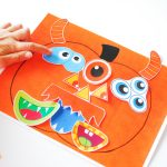 Printable Pumpkin Faces – Kids Halloween Activity