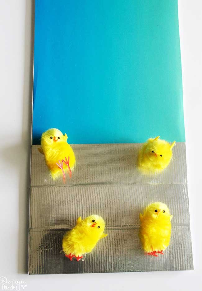 """Make your little man this hilariously cute """"chick magnet costume! See how on Design Dazzle."""