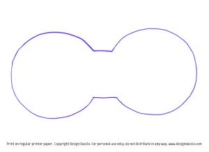 template for minnie mouse ears tangled inspired minnie mouse ears design dazzle