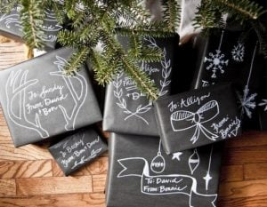Fun Gift-Wrapping Ideas at Design Dazzle.