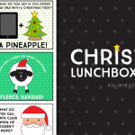 Christmas Lunchbox Laughs