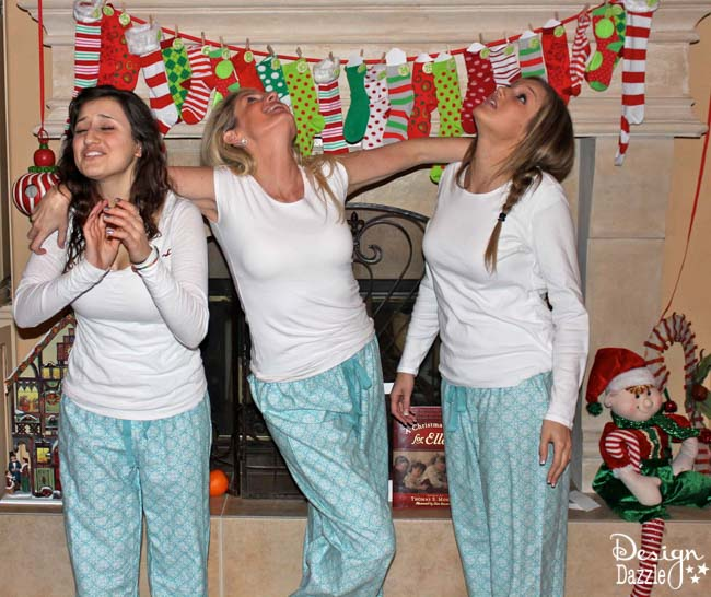 1edc68efcc8 matching christmas pjs is one of my favorite traditions design dazzle  shares some of my