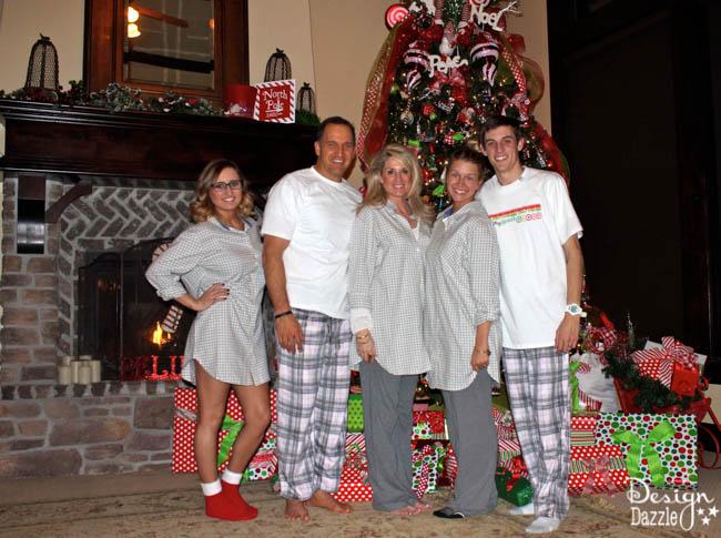 Matching Christmas PJ's is one of my favorite traditions! Sharing some of my favorite Christmas pajama memories.
