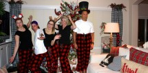Matching Christmas PJ's is one of my favorite traditions! Design Dazzle shares some of my favorite Christmas traditions.