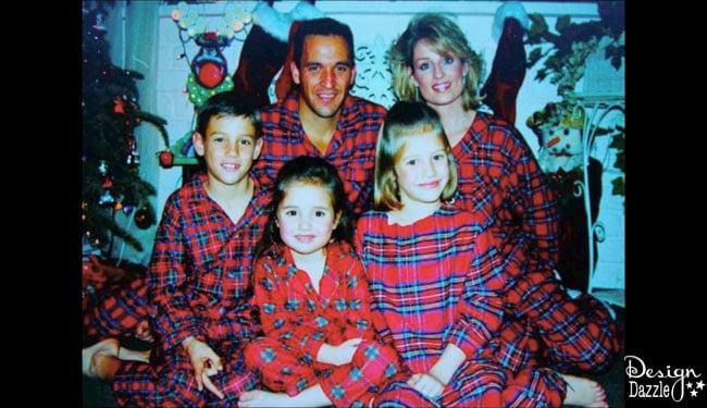 Christmas Family PJ's