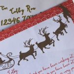 Letter from Santa Free Printable