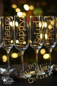 New Year's Party Ideas on Design Dazzle.