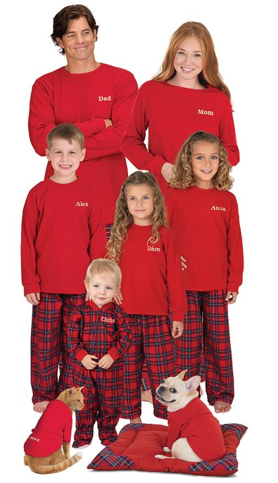 Family Christmas PJ's