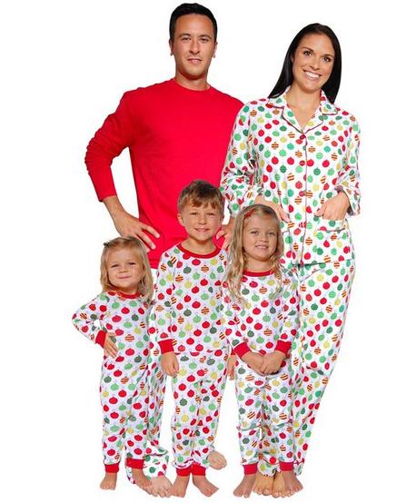 Family Christmas Pajama ideas