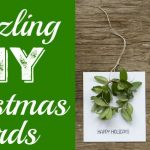 Dazzling DIY Christmas Cards