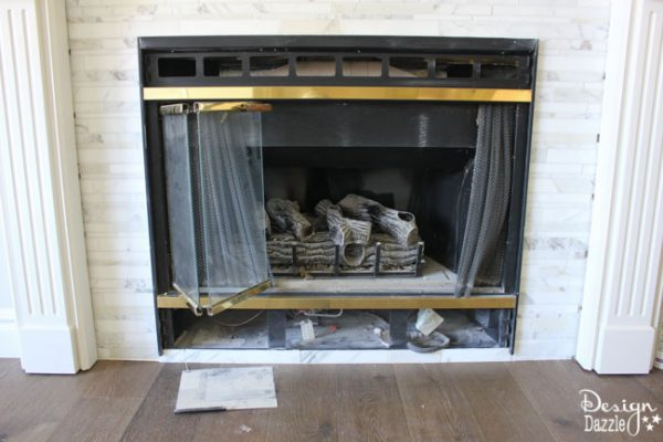 Gas Fireplace Cleaning: DIY or Hire a Professional? www.designdazzle.com