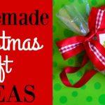 Homemade Christmas Gift Idea Roundup