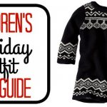 Children's Holiday Outfit Gift Guide