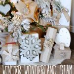 Winter Wonderland Glam Christmas Tree – Michaels Dream Tree Challenge