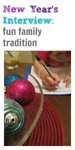 New Year's Tradition Ideas at Design Dazzle!