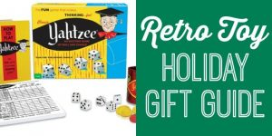 Retro toy holiday gift guide