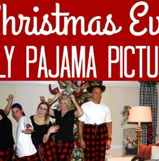 My Family's Christmas Pajama Tradition