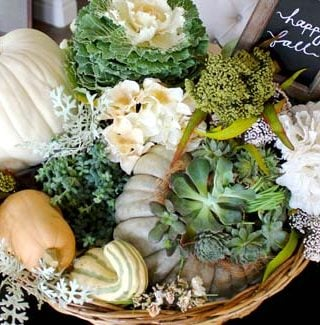 The Grateful Table: My Thanksgiving Tablescape
