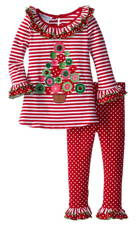 The children's holiday outfit gift guide from Design Dazzle is sure to help you find the perfect outfit for your little one this season!