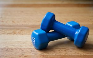 Learn how to maintain your exercise routine with these tips from Design Dazzle!