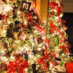 Christmas Ornament Memory Tree