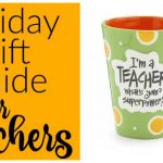 Teacher Gift Guide for the Holidays