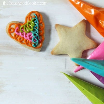 Christmas Cookie Baking Party Ideas to make baking more fun and less stressful!